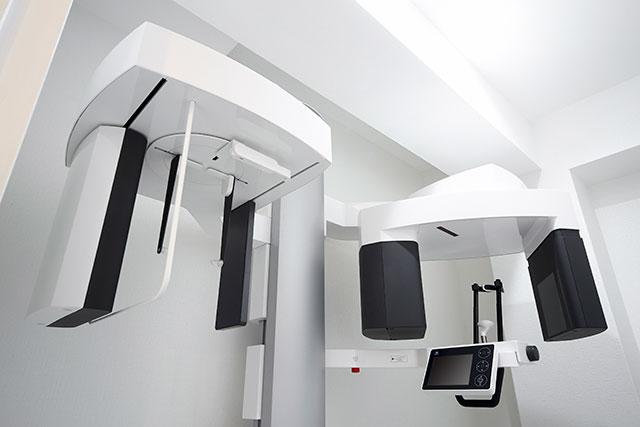 歯科用CTによる正確な診断